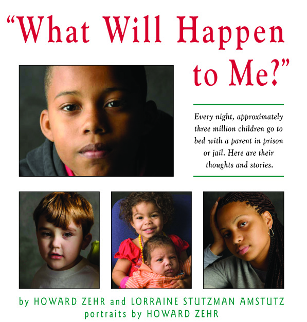 What Will Happen to Me? book cover